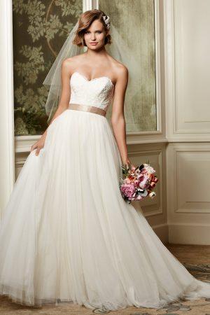 Vestidos de Novia Madrid Me pido este Vestido Agatha N00028 1