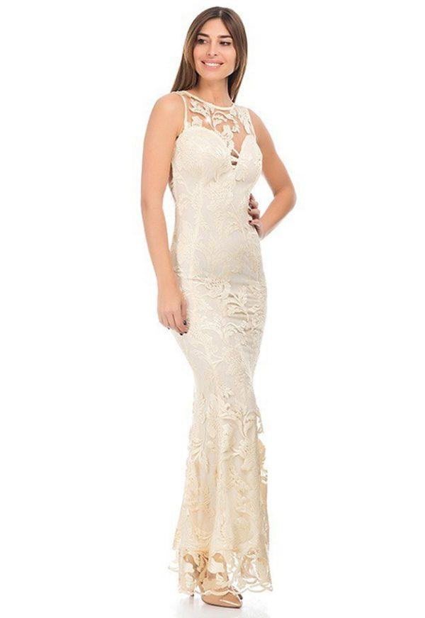 Vestidos de Novia baratos Madrid Me pido este Vestido Bryanna N00025 1