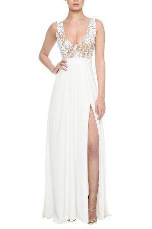 Vestidos de Novia baratos Madrid Me pido este Vestido Isabella Dress N00027 1