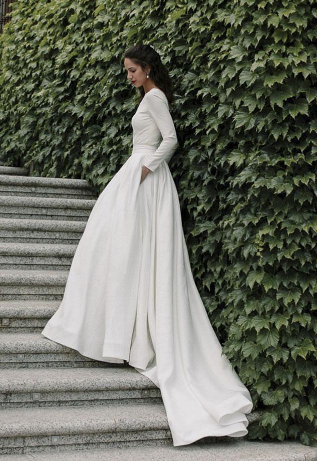 8bce2d130e Vestidos de Novia Madrid Me pido este Vestido Colección Nova Caeli