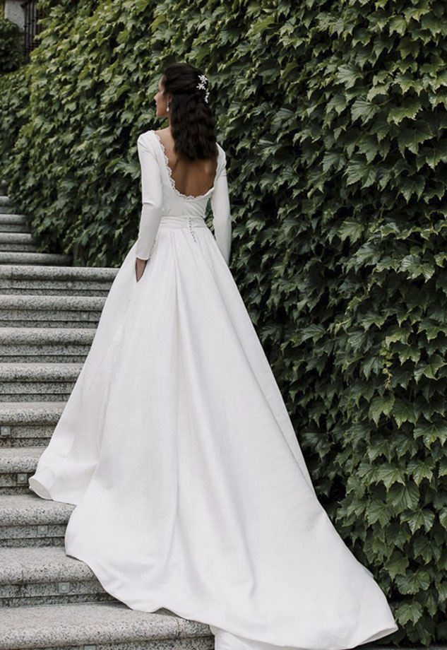 colección nova caeli 1 | me pido este vestido