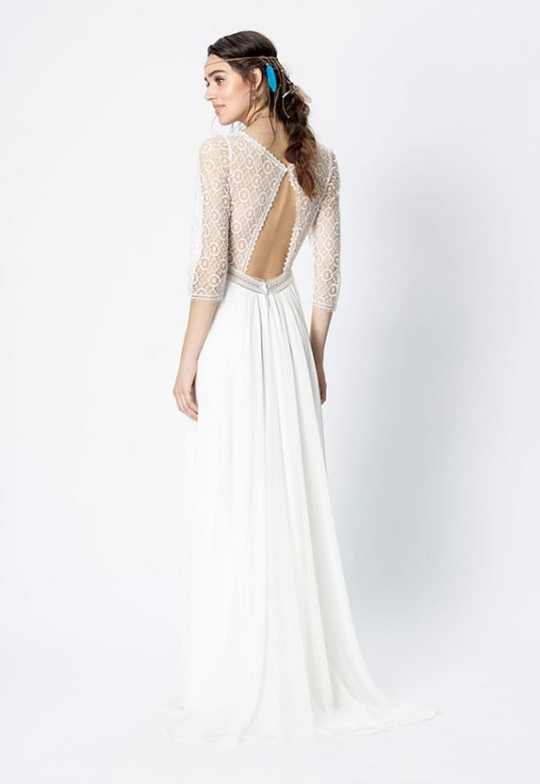 Vestidos de Novia Madrid Me pido este Vestido Go on | Rembo Styling 1