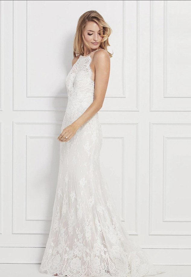 Vestidos de Novia Madrid Me pido este Vestido Yoli 1 e9b9d53fb3cb