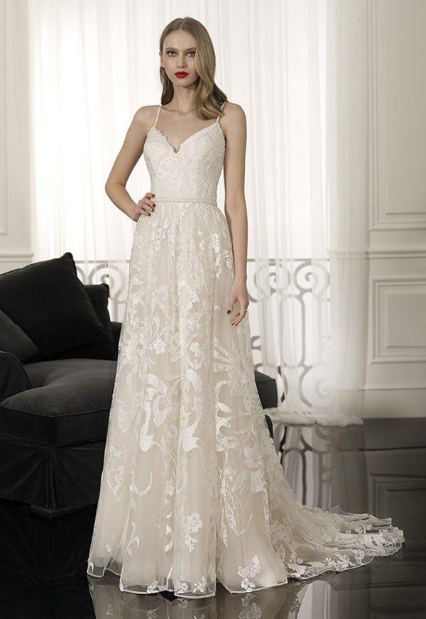 Vestidos de Novia baratos Madrid Me pido este Vestido Burdeos 1