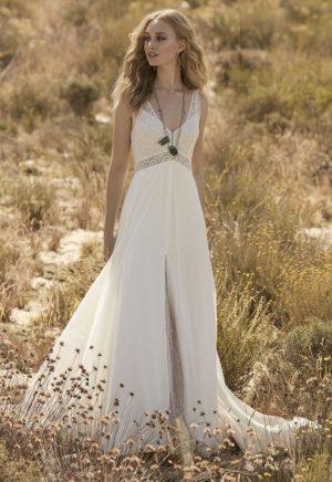 Vestidos de Novia Madrid Me pido este Vestido Graal N00058 1