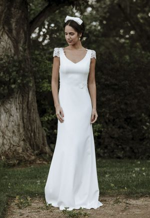 Vestidos de Novia baratos Madrid Me pido este Vestido Colección Nova Caeli