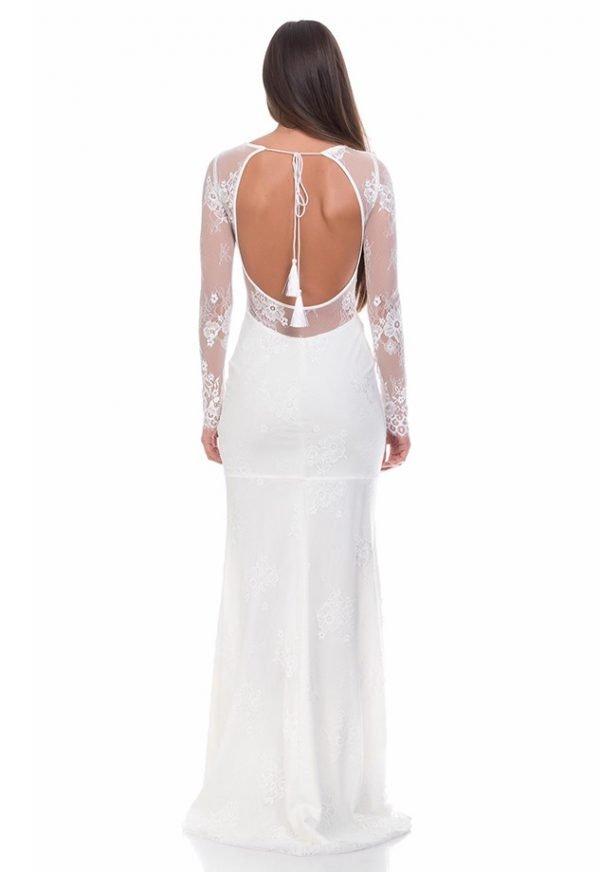 Vestidos de Novia baratos Madrid Me pido este Vestido Alba Vintage 3 N00069 1